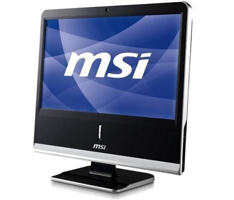 MSI AP1900 – самый тонкий компьютер типа все-в-одном