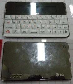 Bluetooth-клавиатура для мобильных телефонов LG LBA-C300