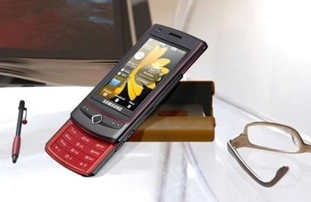 Новый телефон Samsung Ultra Touch S8300