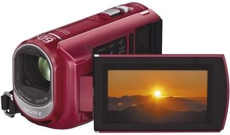Sony DCR-SX41 DV – цифровая видеокамера с 8 Гб памяти