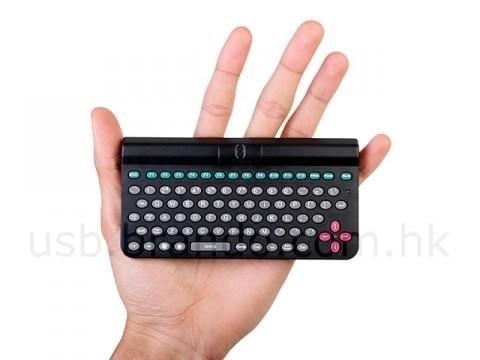 Миниатюрная Bluetooth-клавиатура от Brando