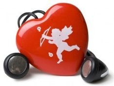 «Сердечный» MP3-плеер