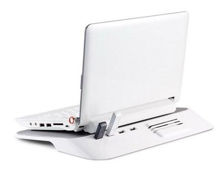 Choiix Mini Air-Through – кулер для нетбуков
