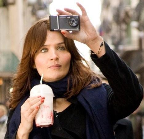 Samsung Memoir – 8-мегапиксельный камерафон