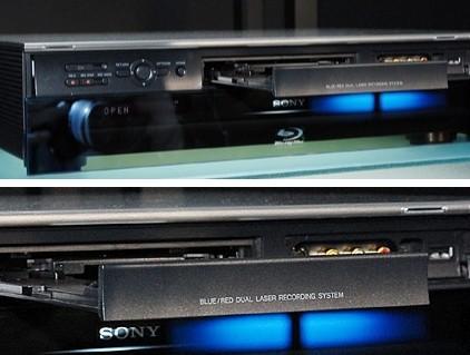 Рекордер Blu-Ray + жесткий диск в одном?