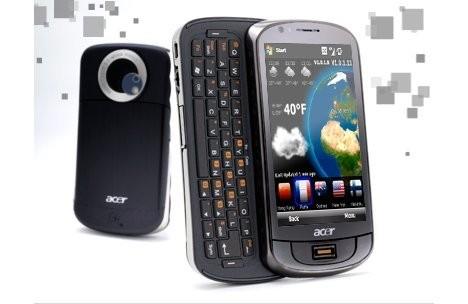 Новый коммуникатор Acer Tempo M900