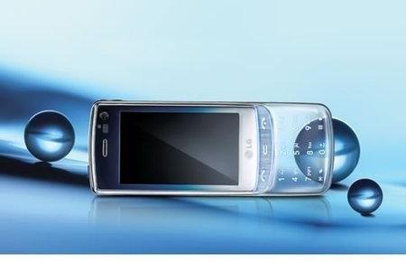 LG-GD900 – первый в мире прозрачный телефон