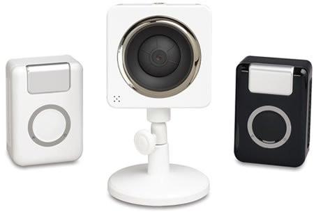 Домашняя система видеонаблюдения D-Link D-Life
