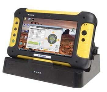 Trimble Yuma – новый прочный компьютер формата Tablet PC