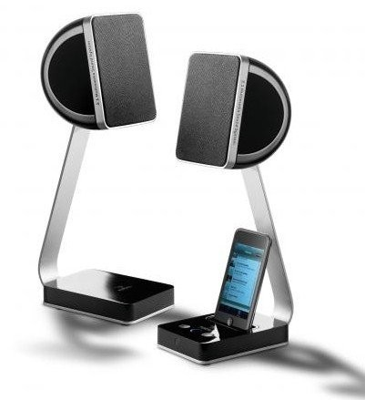 Стильные USB-колонки Focal XS 2.1 Premium iPod