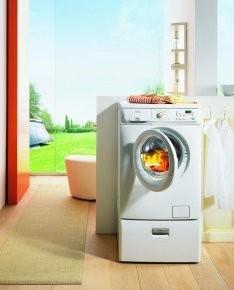 «Солнечная» стиральная машина от Electrolux