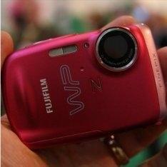 Фотокамера для активных людей Fujifilm FinePix Z33WP