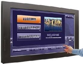 Tek Panel 420 – компьютер в ЖК-мониторе