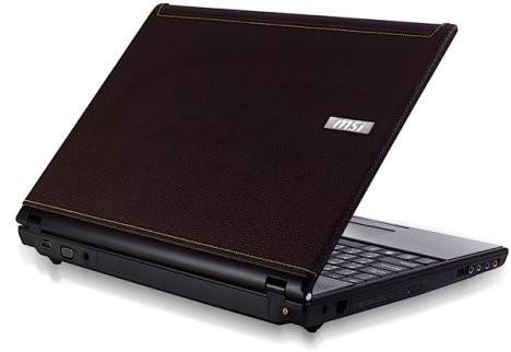 Особый ноутбук MSI PX6000 Prestige