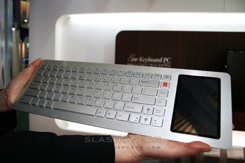 Клавиатура-компьютер ASUS Eee Keyboard