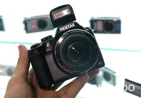 Суперзум Pentax X70