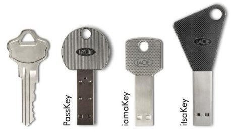 USB-ключи  LaCie CurrenKey