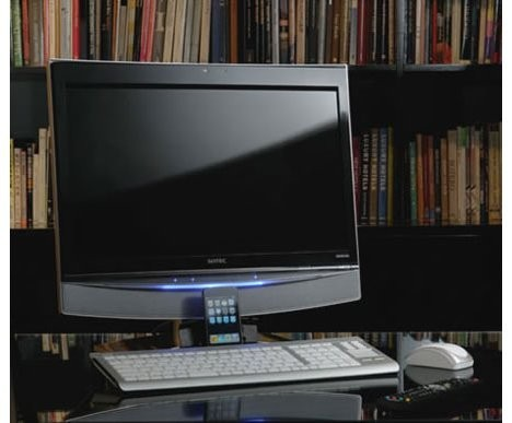 Мультимедийный компьютер Onkyo E702A9 Sotec Media Center PC