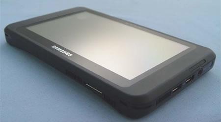 Samsung NP-Q1EX – новый ультрамобильный компьютер