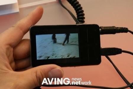 Плеер ODYS со встроенной камерой