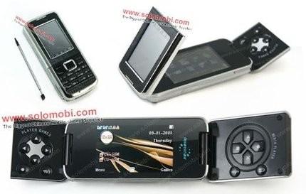 Необычный игровой телефон Cool8800C