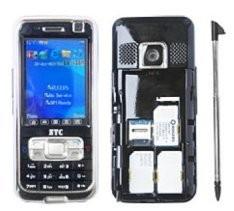 Телефон с тремя SIM-картами