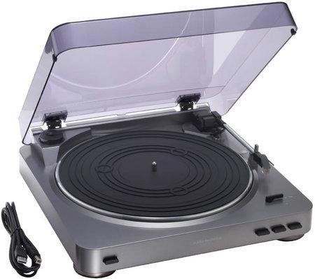 Audio Technica AT-PL300USB – превратит пластинки в MP3