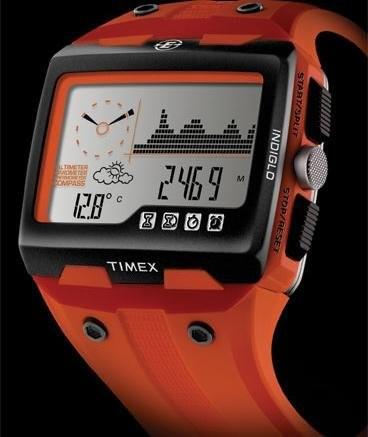 Часы для путешественников Timex Expedition WS4