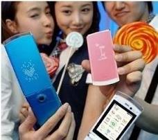 LG Lollipop – мобильники для молодежи