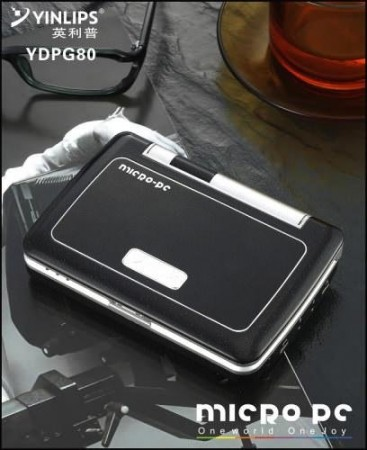 Ультрапортативный нетбук Yinlips YDP G80