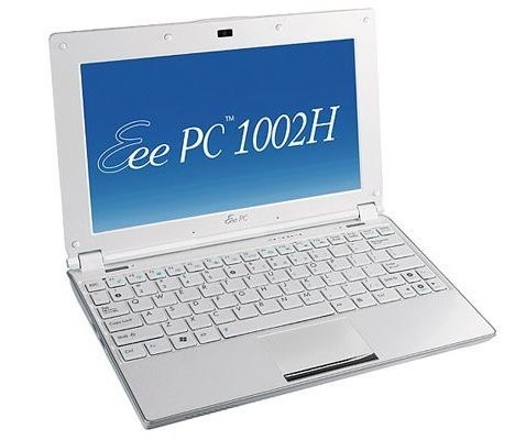 1002H – новый Eee PC от Asus