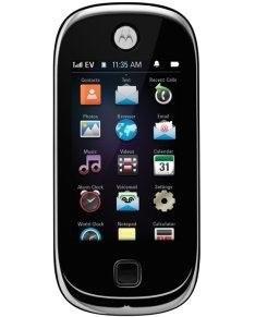 Сенсорный телефон Motorola Evoke QA4