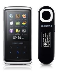 Новые плееры Samsung YP-U5 и YP-Q2