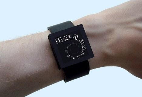 UNI Watch – наручные часы с настраиваемым интерфейсом