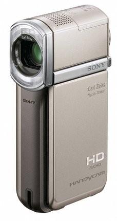 Sony HDR-TG5V – видеокамера с GPS-приемником