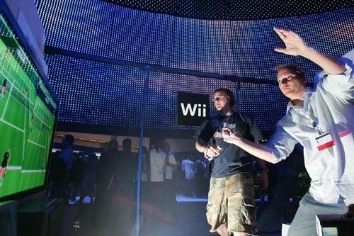 Ньюансы Wii