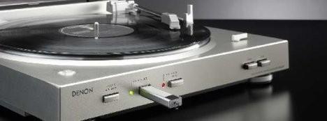 Denon DP-200USB – автоматический конвертер для виниловых дисков