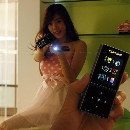 Карманный медиапроектор Samsung MBP200