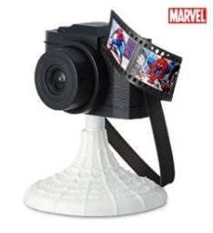 Веб-камера для поклонников Спайдермена