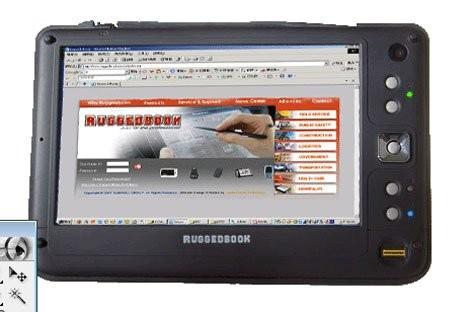 Новый Tablet PC Samwell SR659