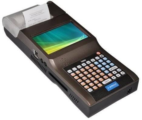 Procsys Ion 2600 – компактный компьютер со встроенным принтером