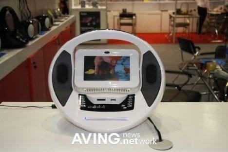 Портативный медиаплеер Canjing DTV-810
