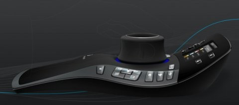 Высокотехнологичная мышь SpacePilot PRO