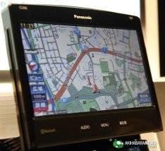 Новые мультимедийные GPS-навигаторы от Panasonic