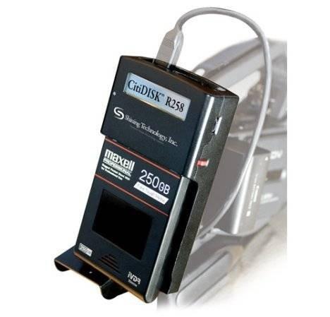 CitiDISK R258 Recorder – внешний накопитель для цифровых видеокамер