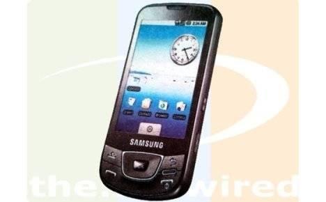 i7500 – первый Android-смартфон от Samsung