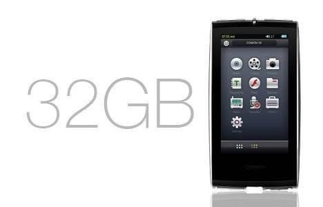 Новый медиаплеер Cowon S9 32GB