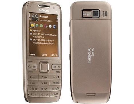 Новый смартфон Nokia E52