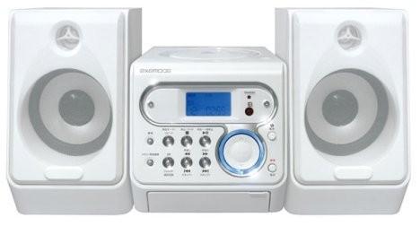 Компактная аудиосистема Exemode MS-400 Hi-Fi