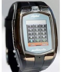 Handyuhr iWatch M860 – часы-телефон с двумя SIM-картами